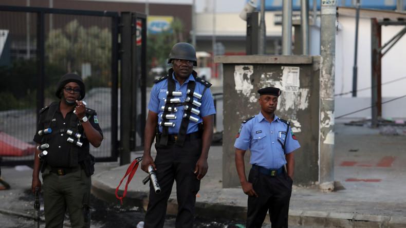 La police nigériane a secouru 300 enfants ayant subi viols et torture dans une école coranique 5d8e2b0b87f3ec731004f1f2