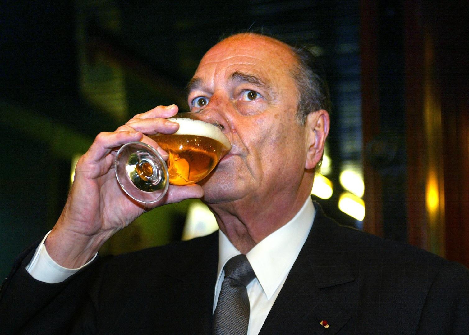 Jacques Chirac en dix phrases cultes