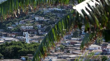 La ville de Sada, à Mayotte (image d'illustration).