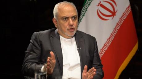 Mohammad Javad Zarif, chef de la diplomatie iranienne