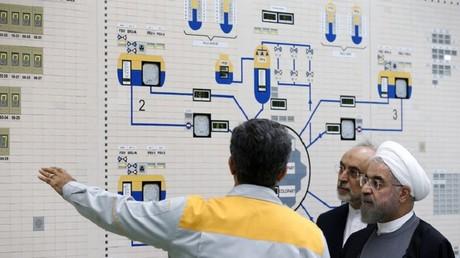Nucléaire : Hassan Rohani annonce que l'Iran va reprendre le développement de centrifugeuses