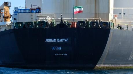 Washington a tenté d'acheter le capitaine du navire iranien arraisonné par Gibraltar