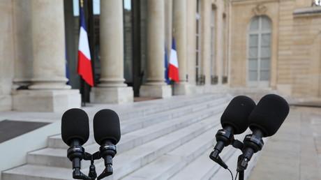 Le refus de l'Elysée d'accréditer RT France ne suscite aucun émoi chez nos confrères (Image d'illustration).