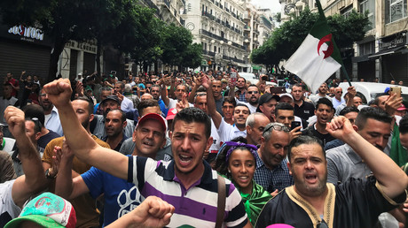 Algérie : le président par intérim fixe au 12 décembre la prochaine élection présidentielle