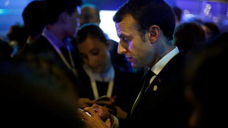«Tableau de bord de la transformation publique»: Macron surveille-t-il ses ministres sur une appli ?