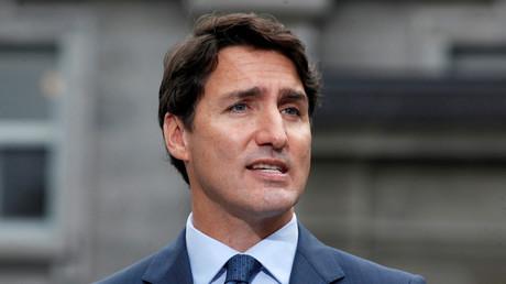 Justin Trudeau, Premier ministre du Canada (image d'illustration).