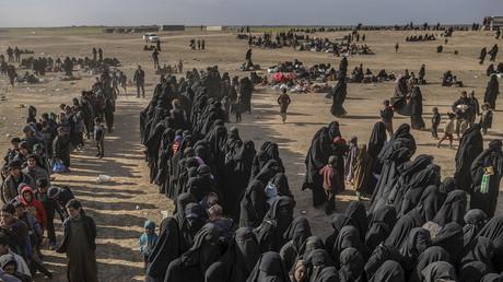 La France persiste dans son refus de rapatrier les femmes et enfants de djihadistes