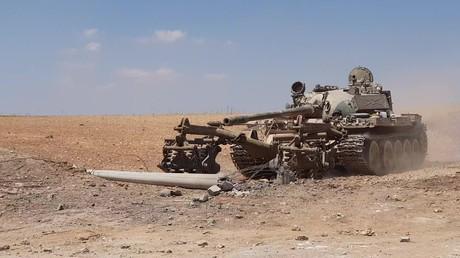 La province d'Idleb, Syrie (image d'illustration).