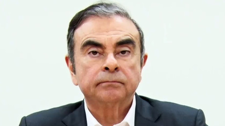 L'ex-PDG de l'alliance Renault-Nissan, Carlos Ghosn.