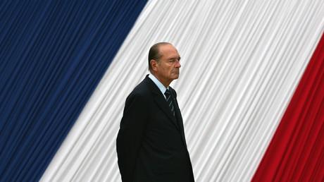 Jacques Chirac, le 10 mai 2006 à Paris (image d'illustration)