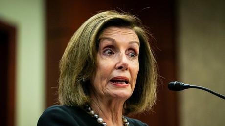 La présidente démocrate de la Chambre, Nancy Pelosi (image d'illustration).