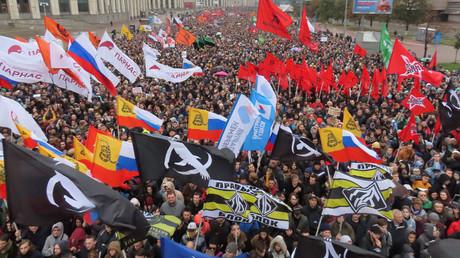 Russie : rassemblement à Moscou pour réclamer la libération de manifestants