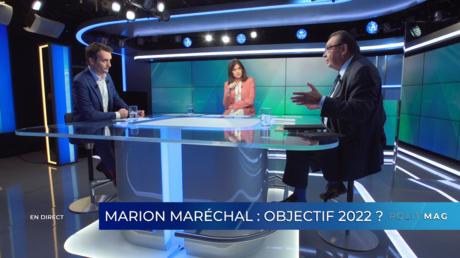 POLIT'MAG - Marion Maréchal : objectif 2022 ? – Un budget 2020 «Gilets jaunes» ?