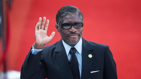 Des bolides du vice-président de Guinée équatoriale, estimés à 17 millions d'euros, mis aux enchères