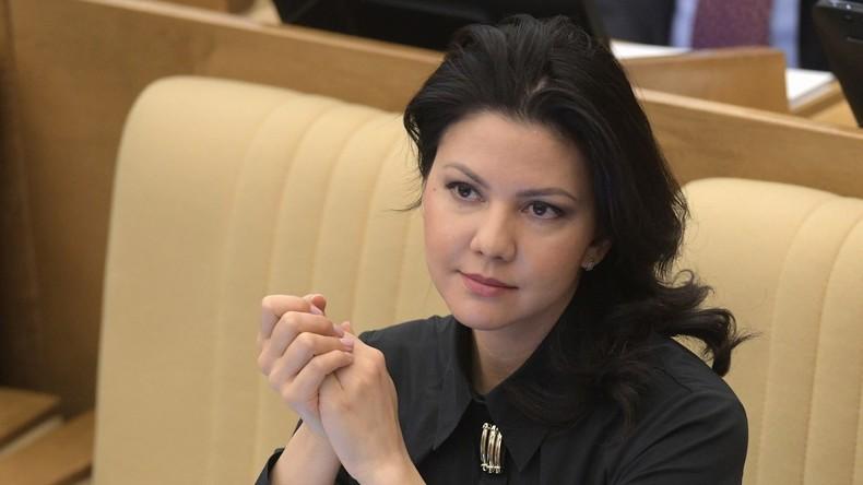 Quand un agent du FBI interroge une députée russe et lui propose un rendez-vous «informel» 5d9b424c87f3ec7a1e2ce342