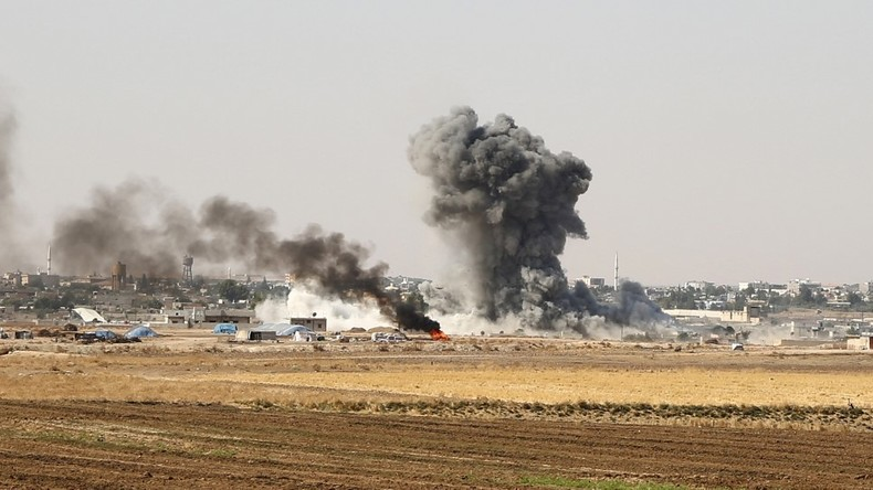 Offensive turque en Syrie : un convoi de civils dans lequel se trouvaient des journalistes bombardé