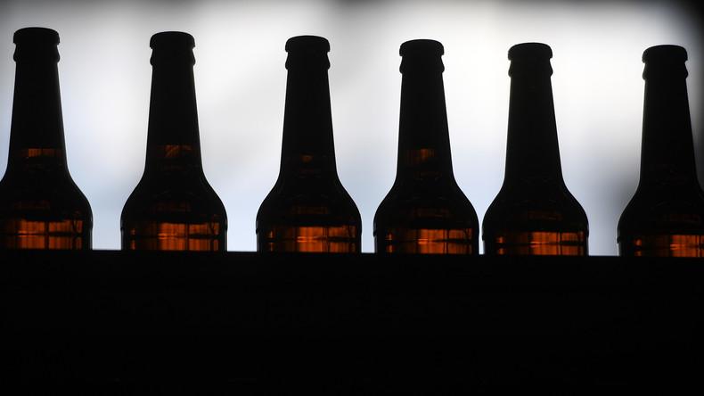 Russie : la consommation d'alcool a baissé de plus de 40% en 13 ans, selon l'OMS 5da495976f7ccc6fce74df27