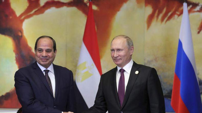 Présidé par Vladimir Poutine, le premier sommet «Russie-Afrique» ouvre ses portes à Sotchi