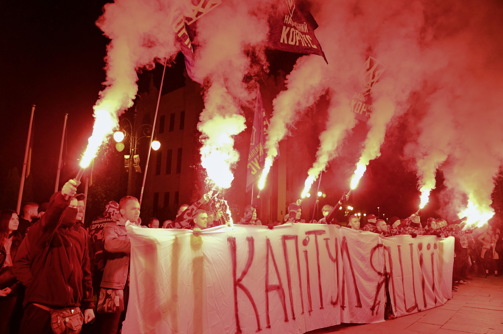 Un pas vers la paix ? L'Ukraine accepte la feuille de route visant à un règlement dans l'est du pays