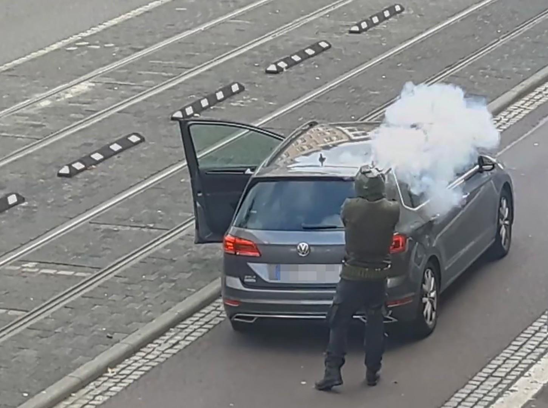 Attaque meurtrière à Halle en Allemagne : l'assaillant a diffusé une vidéo en direct