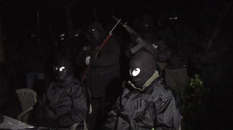 Corse : un groupe d'individus armés et cagoulés annonce la reconstitution du FLNC