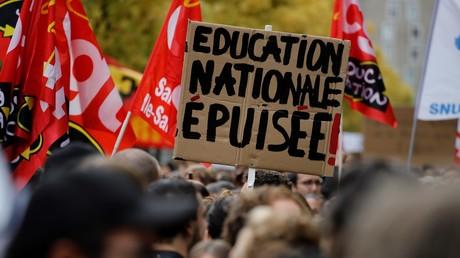 La manifestation du 3 octobre 2019 à Bobigny.