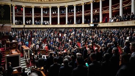 L'Assemblée nationale le 1er octobre 2019 (image d'illustration).