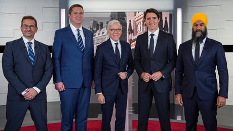 Canada : Justin Trudeau à l'offensive pour sa réélection, les enjeux des élections législatives