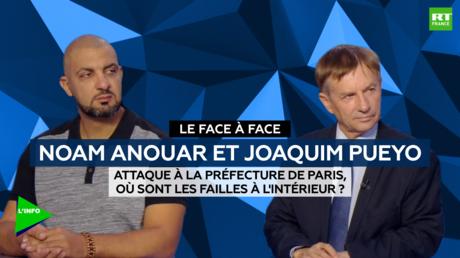 Attaque à la préfecture de Paris, où sont les failles à l'Intérieur ? (DEBAT)