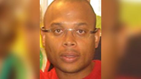 Capture d'écran Facebook d'un portrait du tueur de la préfecture, Mickaël Harpon.