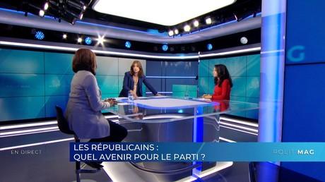POLIT'MAG - Les Républicains : quel avenir pour le parti ? -  Sylvie Goulard recalée
