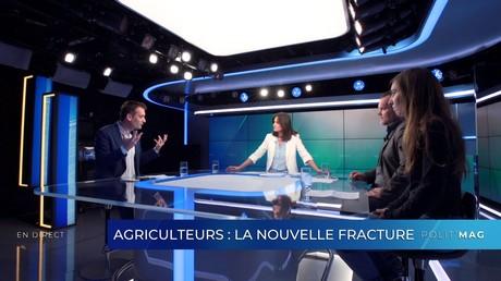 POLIT'MAG - Agriculteurs : la nouvelle fracture
