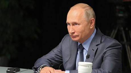 La Russie n'a pas peur de la course aux armements car elle dispose d'armes uniques, selon Poutine