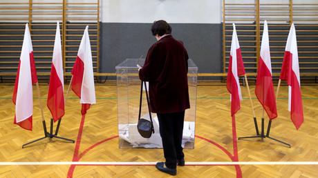 Elections en Pologne