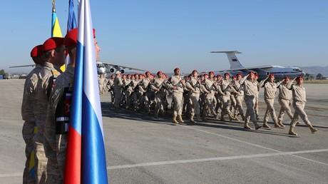 Des négociations entre Damas et les Kurdes ont eu lieu sur la base russe de Hmeimim