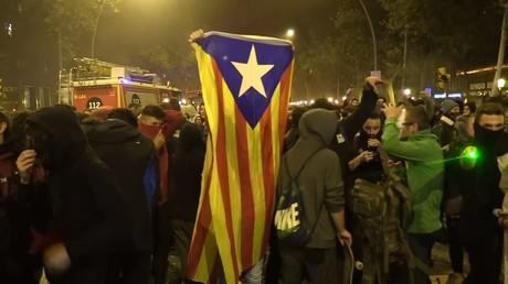 Espagne : les troubles se poursuivent à Barcelone