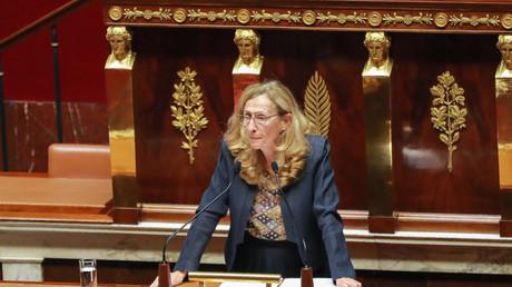 La ministre de la Justice, Nicole Belloubet (image d'illustration).