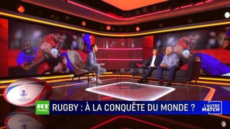 L'AUTRE MATCH - Le rugby à la conquête du monde ?