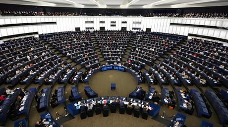 Le Parlement européen, le 17 septembre 2019, à Strasbourg, en France (image d'illustration).