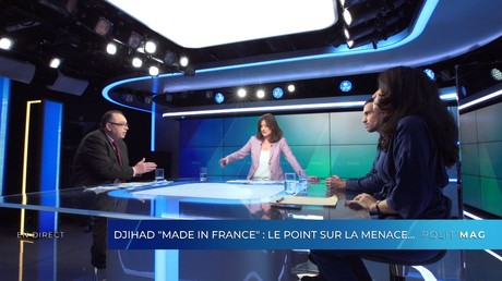 POLIT'MAG - «Djihad made in France», le point sur la menace