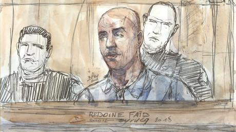 «Barbarie pénitentiaire», «enfermement mortuaire» : Redoine Faïd déplore ses conditions de détention