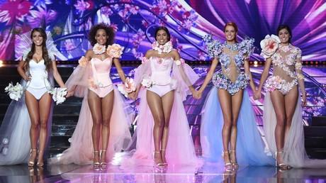 Des participantes au concours de Miss France 2018, à Châteauroux, en décembre 2017 (image d'illustration).