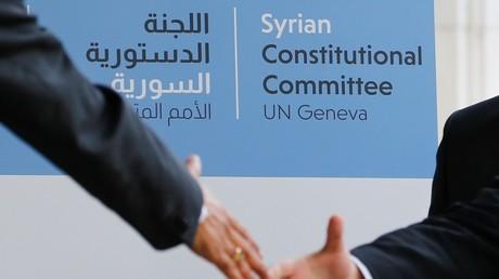 La première réunion du Comité constitutionnel syrien se tient à Genève (EN CONTINU)