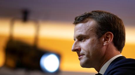 Emmanuel Macron s'est confié à Valeurs actuelles (image d'illustration).