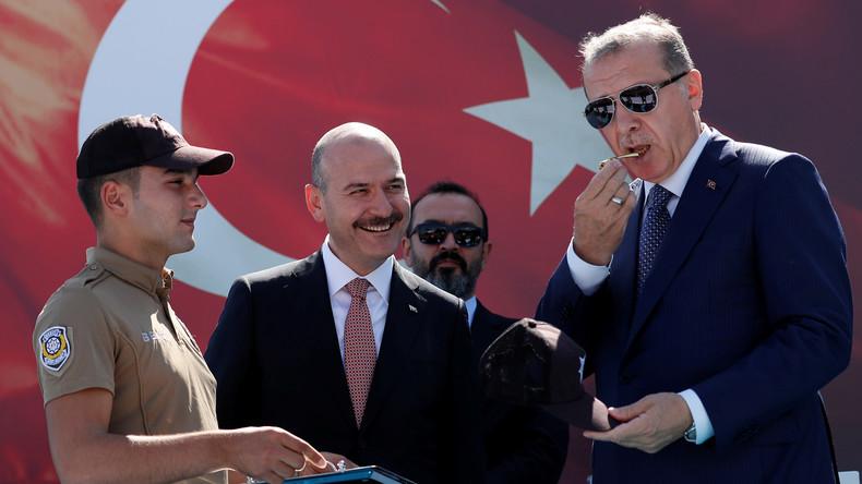 La Turquie annonce renvoyer dans leur pays les soldats étrangers de Daech à partir du 11 novembre