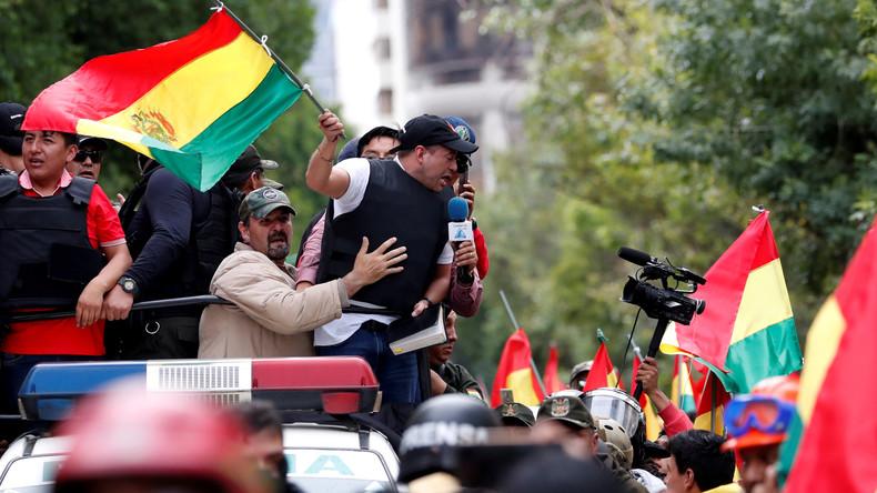 Bolivie : Pressé de toutes parts, Evo Morales annonce sa démission