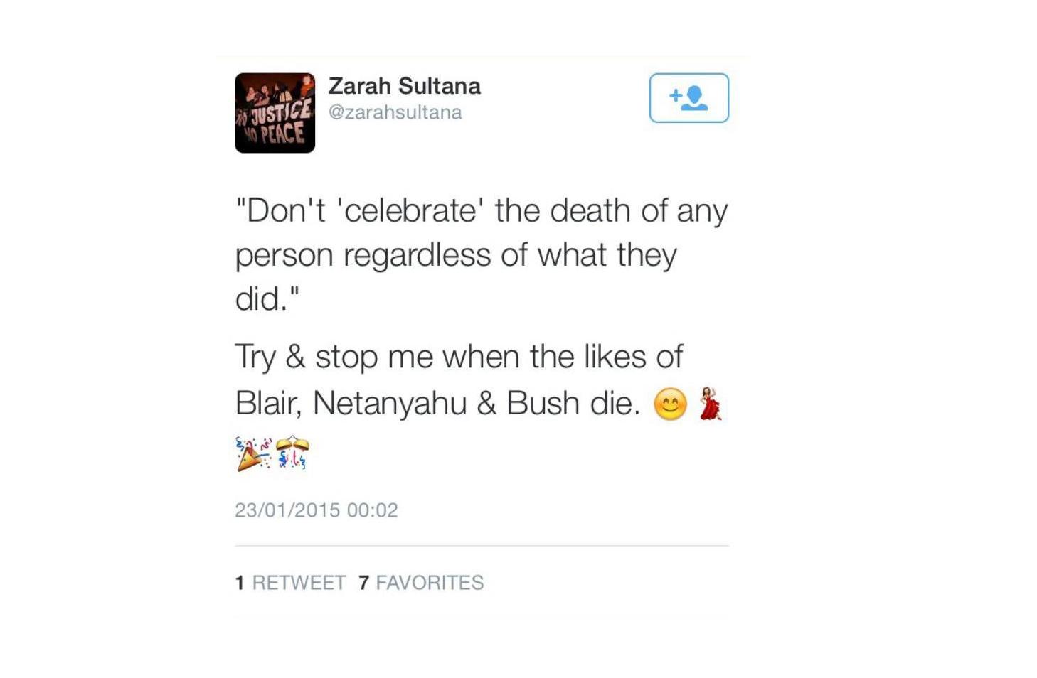 Une Travailliste britannique présente ses excuses pour avoir souhaité la mort de Bush et Netanyahou