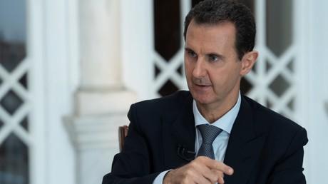 Pour Bachar el-Assad, Donald Trump est le «meilleur président américain»