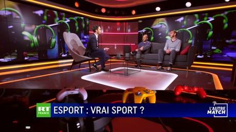 L'AUTRE MATCH - Esport, vrai sport ?