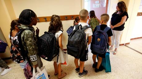 Rentrée des classes le 2 septembre 2019 à Marseille (image d'illustration).